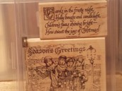 Christmas Carolers set of 2