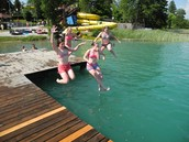Sommersportwoche der NMS Rastenfeld
