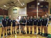 My Volleyball Team