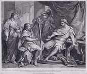 שאול מרחם על העם