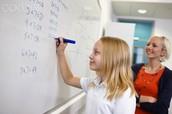 Los niños son el pan diario de la educación