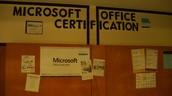 Microsoft Office Certification