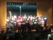 Congrats, 7th grade!