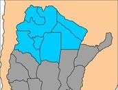 El norte de Argentina