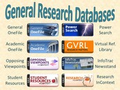 General Research Databases