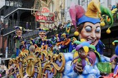 Mardi Gras and the Carnival Season Today