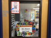 QR Code: All Things First Grade