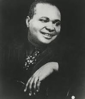 Countee in a photo shoot