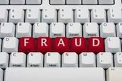 Fraud ruins lives!