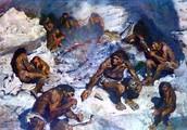 Жизнь людей в древности