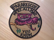 Para-rescue Patch
