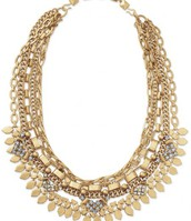 Gold Sutton 5 Way Necklace