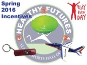 Turn in Healthy Futures Logs by Feb 29