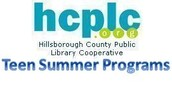 Teen Summer Programs at the Public Library