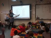 Integrating Technology at Toomer Elementary
