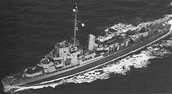 The USS Eldridge