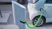 Electric car Charging Ports!