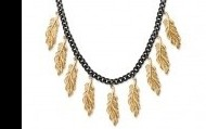 Secret Garden Cluster Necklace