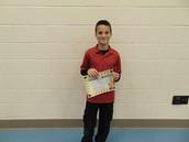Eli Sarnoff - Fifth Grade