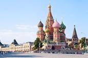 Russia awaits!