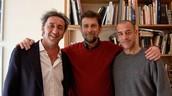 Sorrentino, Moretti, Garrone – (from left to right)