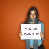 No one chose anyone to mentor. Really?