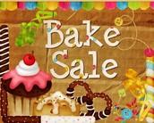 Winter Concert Bake Sales!