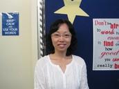 Zhengjie Guo - Chinese Teacher on Turquoise Team