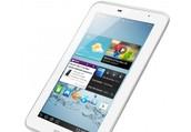 Samsung Galaxy Tab2  7'' por 225,09€
