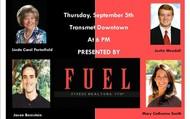 Sept 5 - FUEL YPN Presents: Old School vs. New School