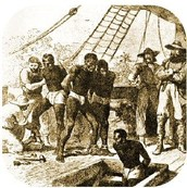 Describe the political effects of the slave trade.