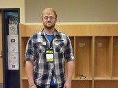 Seth Christianson- Program Assistant- Eureka! Inventive Minds at Work, Spying, Speaking/Writing/Empowering!, Get Theatrical!