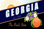 Nickname- The Peach State