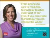 Susan Wojcicki, CEO, YouTube