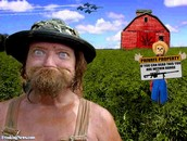 A Poor Farmer Dude