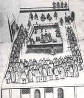 Mary's execution