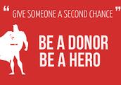 Be someone's hero