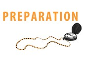 Word of the Week - PREPARATION
