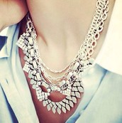 Sutton necklace £110