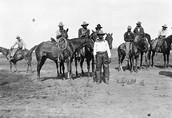 Settlement of Texas