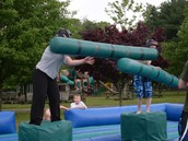 Jousting with Mrs. Pedrick