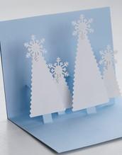 Winter card celebration!