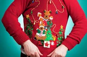 All Staff Ugly Sweater Contest on Friday!!!