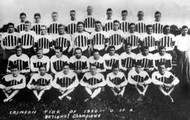 Alabama Crimson Tide College Football Team