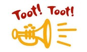 Toot your own horn!
