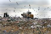 Create 246 million tons of waste