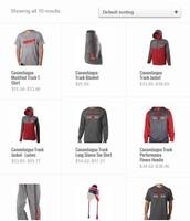 CA Track Web Store