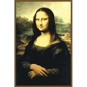 The Mona Lisa Italian Tapestry