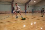 Kicking and Punting