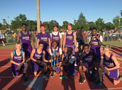 Track County championships